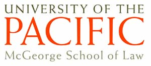 University of the Pacific, McGeorge School of Law Logo